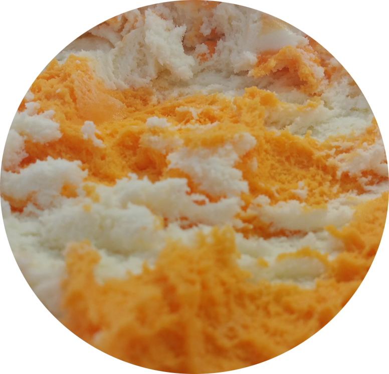 Orange Ice Cream
